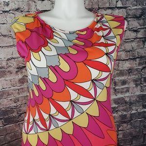 Dress Barn Tunic Dress Size 14